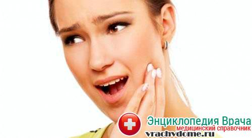 Очень часто невралгию путают с обычной зубной болью