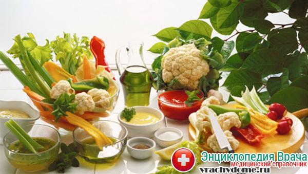 При гломерулонефрите преимущество отдается употреблению продуктов растительного происхождения